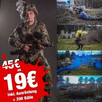 Winter Special - 4 Std. Paintball ab 19€